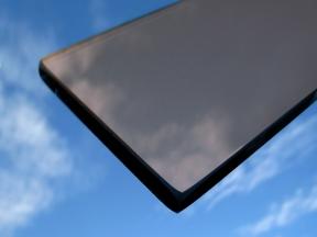 Barevné sklo - Planibel bronz 4mm