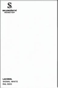 Lakované sklo - Lacobel (safe)