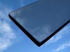 Barevné sklo - Planibel šedý (gray) 4mm