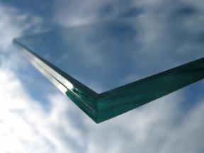 Lepené sklo čiré 6,4mm - VSG 33.1(Connex)