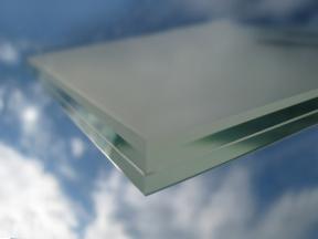 Lepené sklo matné 10,8mm - VSG 55.2(Connex)