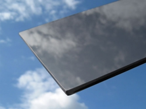 Reflexní sklo - Stopsol classic šedý 4mm