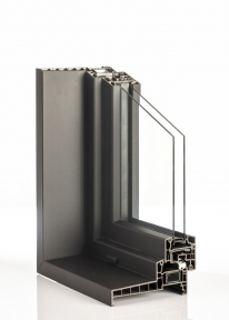 Izolační bezpečnostní dvojsklo s plastovým (SWS) rámečkem, Ug=1,3 (celková síla skla 22,4mm – 29,6mm)