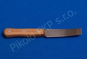 Kytovací nůž prohnutý