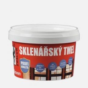 Sklenářský tmel 0,5 kg - kelímek