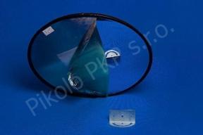Parabola plastová 60 cm s držákem