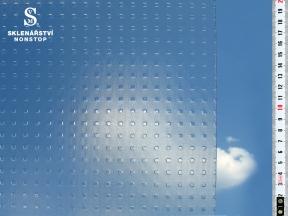 Ornamentní sklo - Dominos (Master Care)
